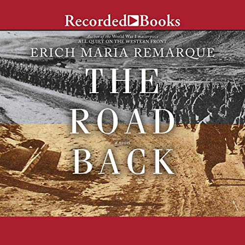 The Road Back audiobook cover art