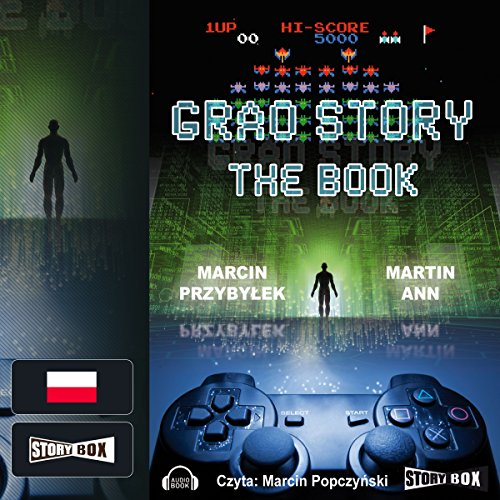 Grao Story. The book audiobook cover art