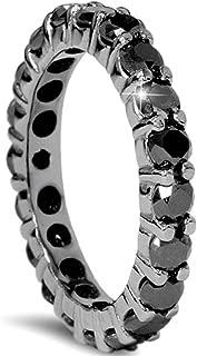 Best black diamond eternity rings Reviews