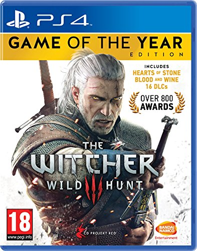 The Witcher 3: Wild Hunt - Game Of The Year, version anglaise