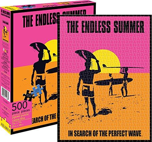 Aquarius Endless Summer Puzzle (500 Piece)