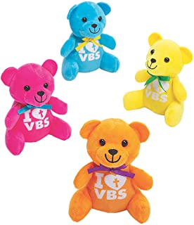 I LOVE VBS PLUSH BEARS - Toys - 12 Pieces