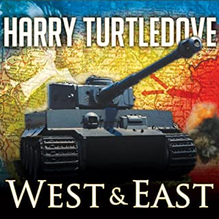 The War That Came Early: West and East                   Written by:                                                                                                                                 Harry Turtledove                               Narrated by:                                                                                                                                 Todd McLaren                      Length: 17 hrs and 8 mins     2 ratings     Overall 4.0