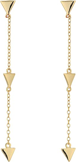 SHASHI - Arrow Linear Earrings