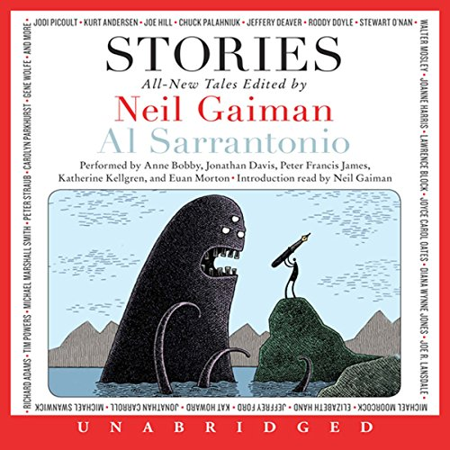 Stories  audiobook cover art