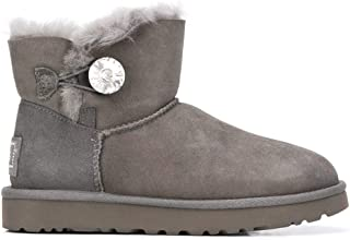 UGG Luxury Fashion Womens 1016554WGREY Grey Ankle Boots | Fall Winter 19