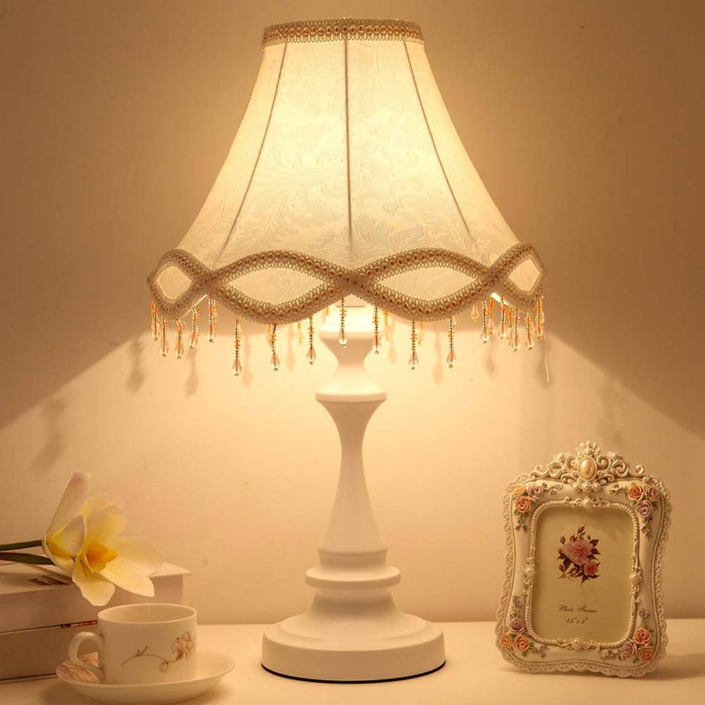 [Kopie] -Tischlampe Europischen Retro Nordic Einfache Moderne Tischlampe Schlafzimmerlampe Nachttischlampe Home Deco Wohnzimmer Tischlampen