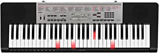 Casio LK-190 61-Key Lighted Portable Keyboard with Dance Music Mode