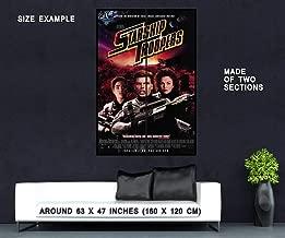 67449 Starship Troopers Movie Asper Van Dien Decor Wall 63x47 Huge Giant Poster Print