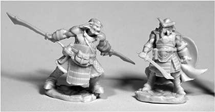Reaper Miniatures Hobgoblin Veterans #77477 Bones Unpainted Plastic Mini Figure