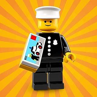 lego minifigures series 18 policeman