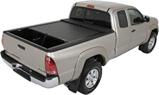Roll-N-Lock LG507M Locking Retractable M-Series Truck Bed Tonneau Cover for 2005-2015 Toyota Tacoma Double Cab   Fits 5' Bed