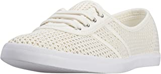 Fred Perry Aubrey Mesh Womens Sneakers Natural