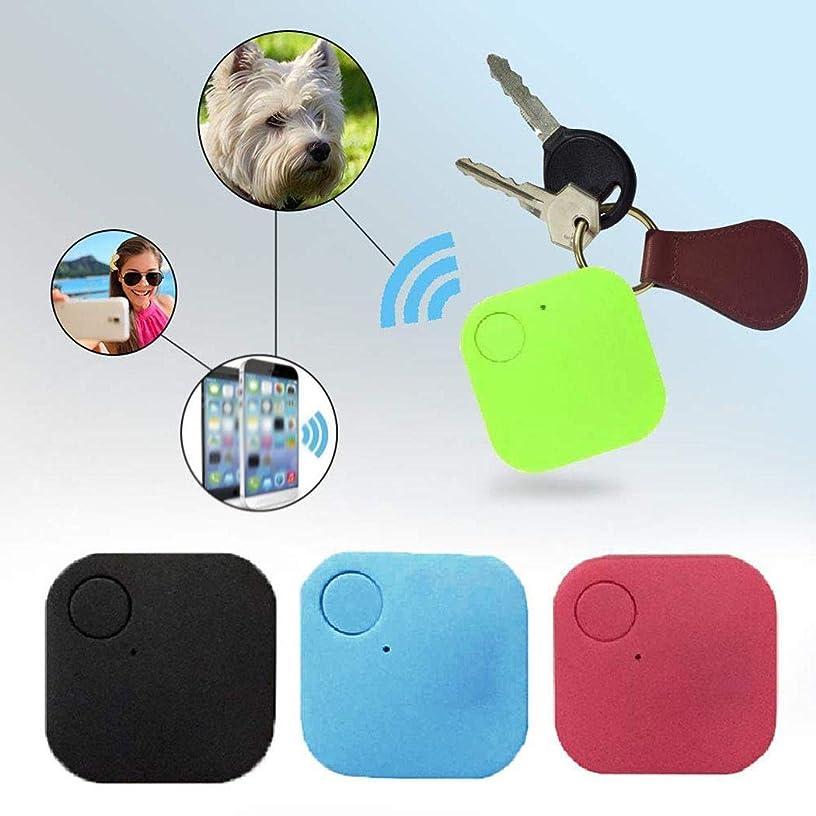 Elever Smart GPS Tracker Key Finder Locator - Bluetooth Anti-Lost Theft Device Alarm Remote GPS Tracker Child Pet Bag Wallet Bags Locator GPS