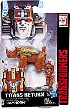 Transformers Generations Titan Master Ramhorn