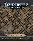 Pathfinder Flip-Mat: Slum Quarter
