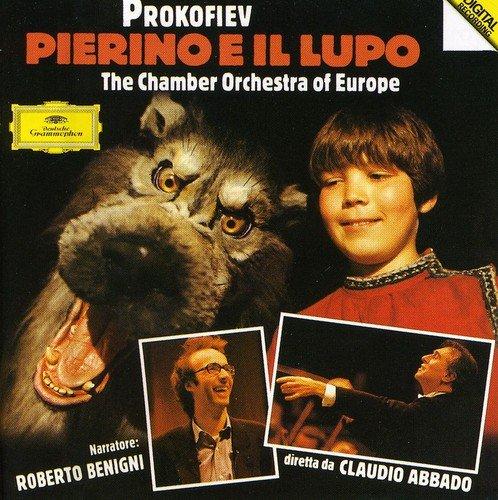 Pierino E Il Lupo (Benigni Roberto Narratore), Peter And The Wolf