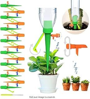 water bottle plant watering