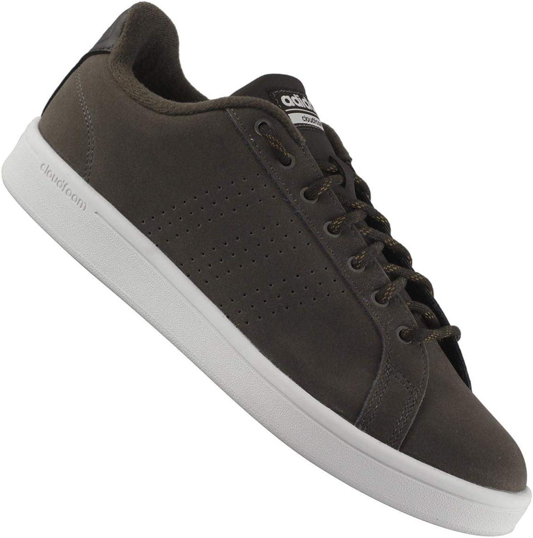 Adidas Herren Cf Advantage Cl Fitnessschuhe Weiß 7.5 EU  | Luxus