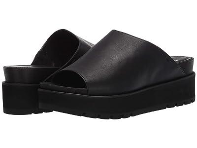 Eileen Fisher Level (Black Leather) Women