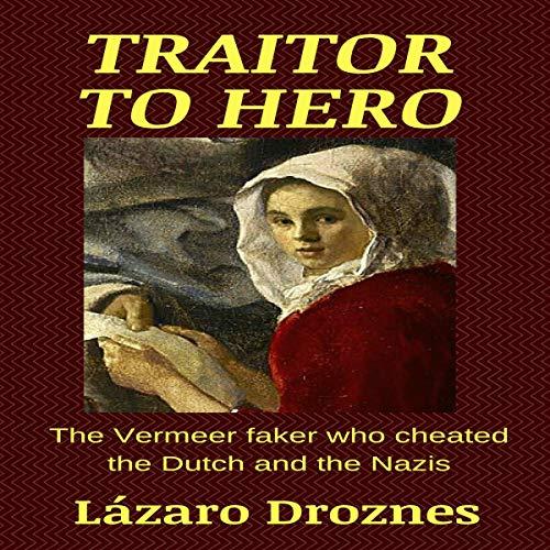 Traitor to Hero audiobook cover art