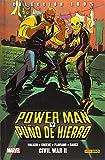 Power Man y puño de hierro 2. Civil War II (COLECCIÓN 100% MARVEL)