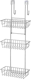 L.T. Williams 1752 Shower Over Screen 3 Tier Chrome Boxed Caddy