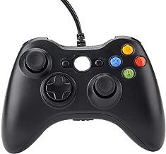 Manette de Jeu de Manette de Jeu de Port USB Filaire Poignée de Jeu de Joypad de Manette de Jeu pour Manette de Jeu Xbox 360