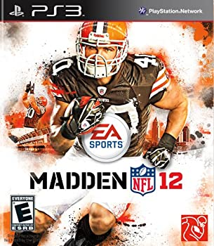 Video Game Madden NFL 12 - Playstation 3 Book