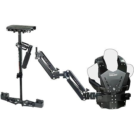 FLYCAM HD-3000 Stabilizer with Galaxy Dual Arm & Body Vest Steadycam System for Video DSLR Cameras   Accessories (GLXY-AV-HD-3)