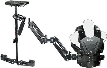Flycam HD-3000 Stabilizer with Galaxy Dual Arm & Body Vest Steadycam System (GLXY-AV-HD-3) For Video DSLR Cameras   Free Accessories