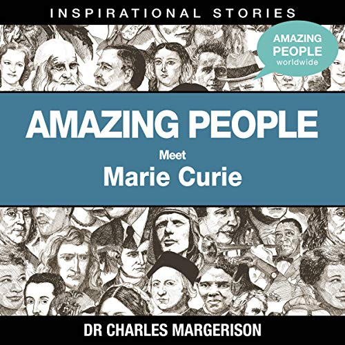 Meet Marie Curie audiobook cover art