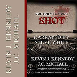 You Only Get One Shot cover art