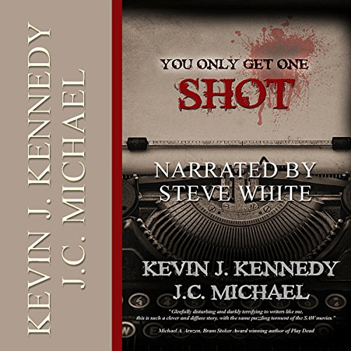 You Only Get One Shot audiobook cover art