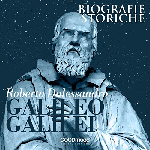 Galileo Galilei audiobook cover art