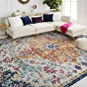 "Artistic Weavers 7.10"" X 10.3"" Odelia Updated Traditional Rug"