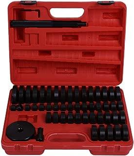 COMOTS Interchangeable Custom Bushing Bearing Hydraulic Press Master Chrome Vanadium Steel Bush Bearing Seal Driver Set