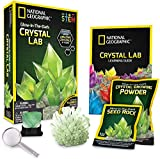 National Geographic 81268Crystal Growing Kit, dunkelgrün -