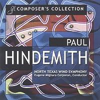 パウル・ヒンデミット作品集 Paul Hindemith - Composer's Collection