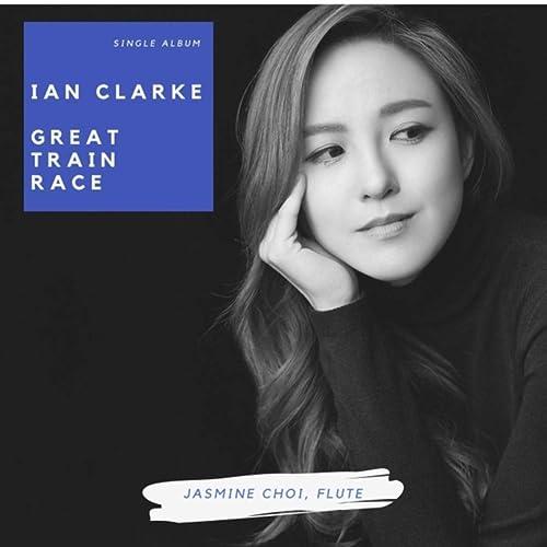 Clarke: Great Train Race for Solo Flute