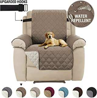 H.VERSAILTEX Recliner Cover para Mascotas Doble Cara Anti-