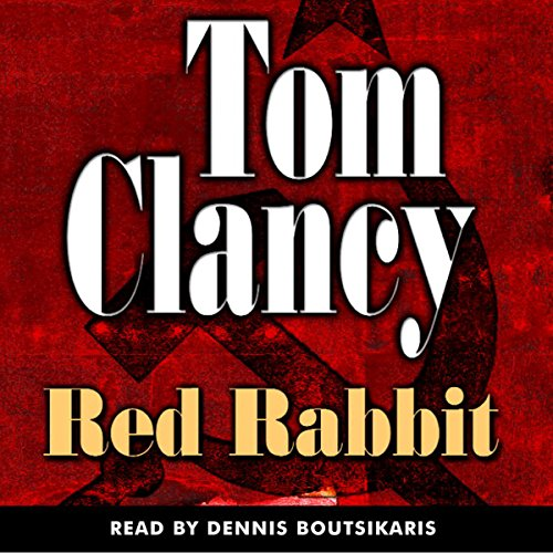 Red Rabbit audiobook cover art