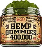 YUMMY MOOD GUMMIES - The huge amount of hemp vitamins in our natural calm gummies are perfectly combined for your health! If you are suffering from stress and anxiety and looking for an excellent mood enhancer simply get our hemp treatment - it is id...