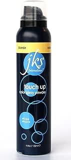 Touch up spray BLONDE, temporary hair color spray powder