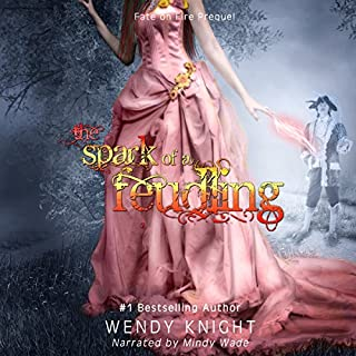 Spark of a Feudling audiobook cover art