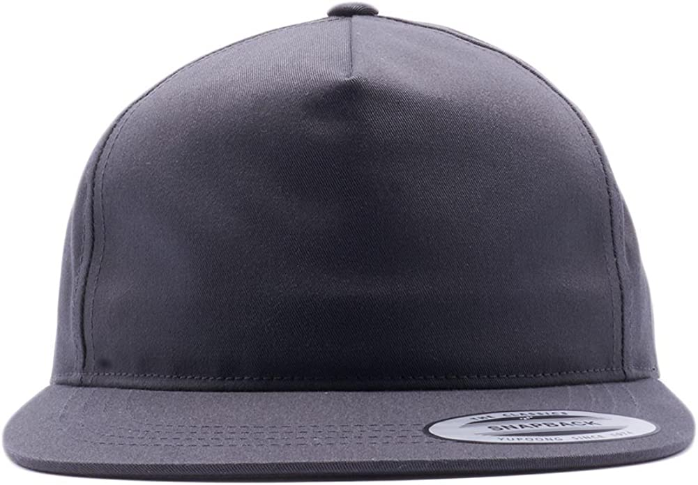 Yupoong Low price Classic Mail order cheap 6502 Unstructured 5 Hats Vintage Panel Snapback
