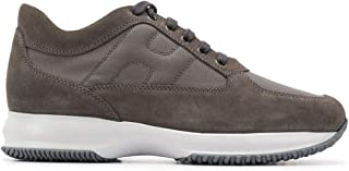 Hogan Luxury Fashion Uomo HXM00N00E108O66Z1A Grigio Camoscio Sneakers | Primavera-Estate 20