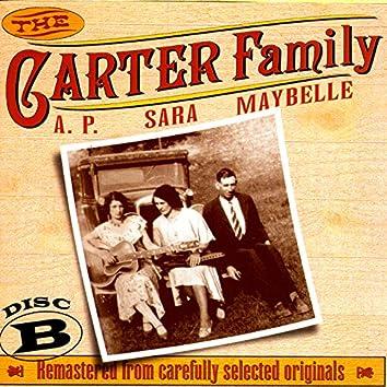 The Carter Family 1927 - 1934 Disc B