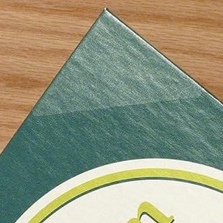 24//Pkg Yellow Spine-Lock Book Repair Wings