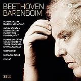 Complete Beethoven: Symphonies, Overtures, Concertos, Missa Solemnis, Fidelio, Diabelli Variations, Piano, Violin & Cello Sonatas, Piano Trios